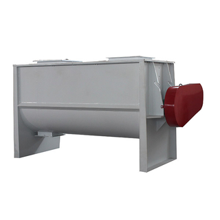 Single Shaft Ribbon Mixer