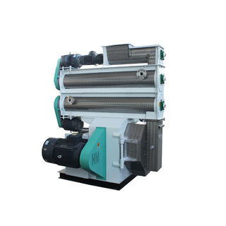 HKJ32B 2-5t/h Feed Pellet Mill
